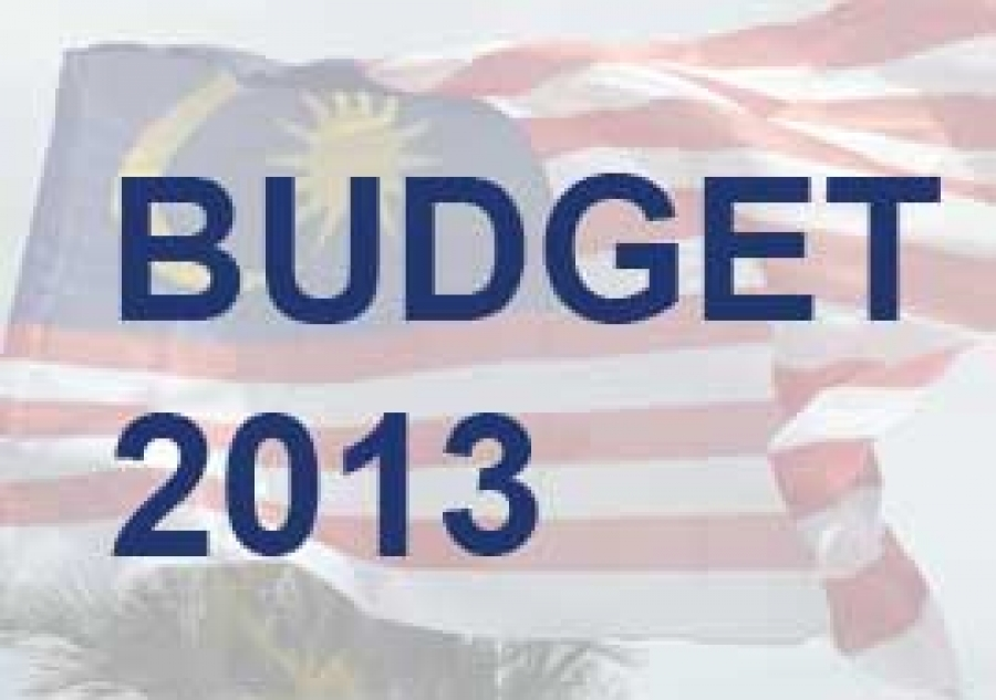 Belanjawan Bajet 2013 – Bonus Gaji Kakitangan Awam