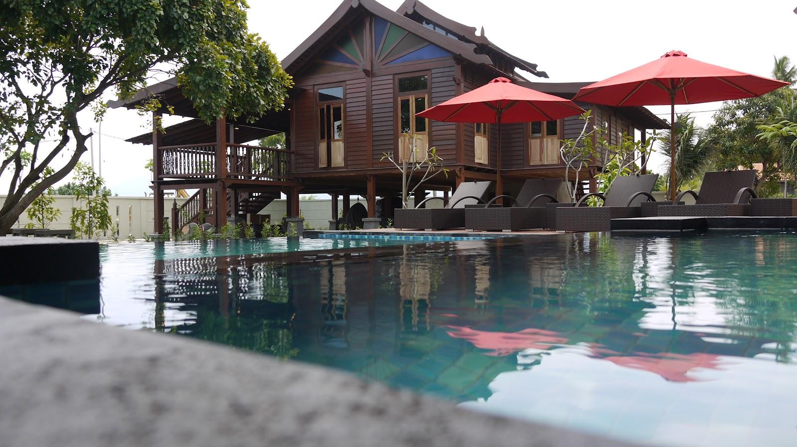 rasai keindahan budaya melayu dan layanan vip di seri chenang resort