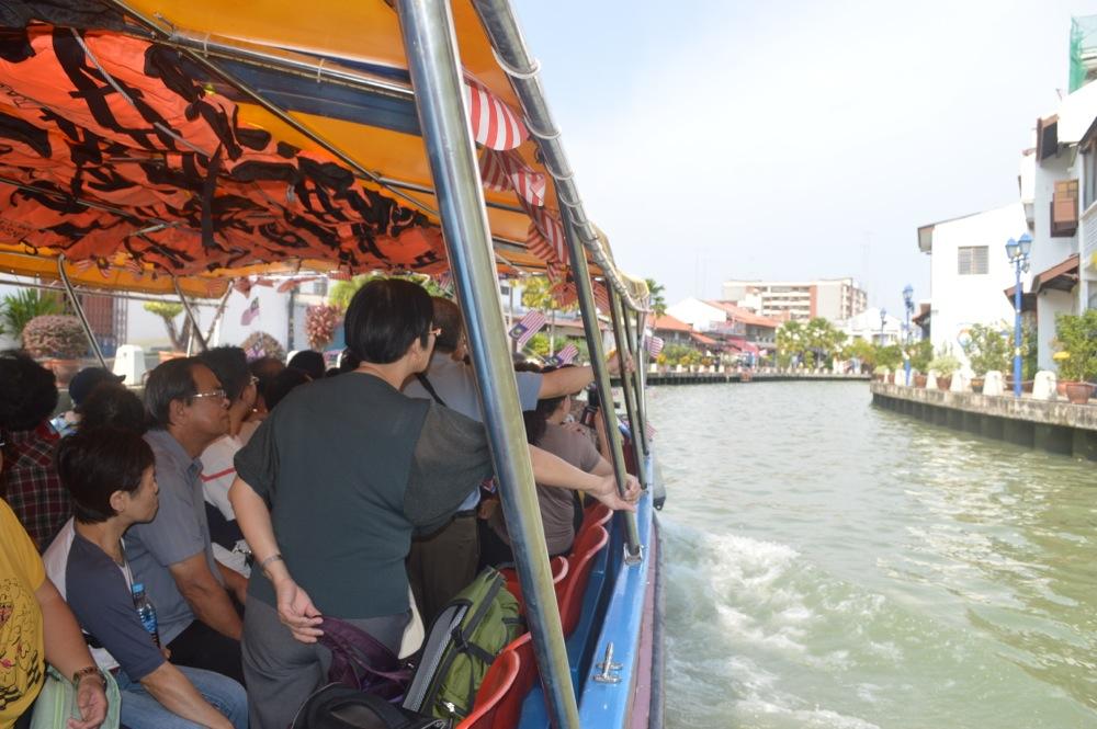 Senarai Tempat Menarik di Melaka