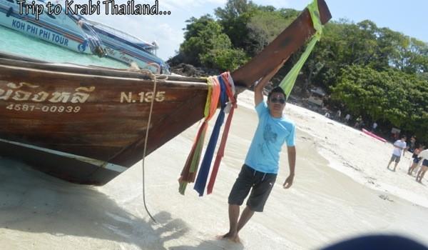 10. Percutian Bajet: Keindahan Pulau Phi Phi, Thailand