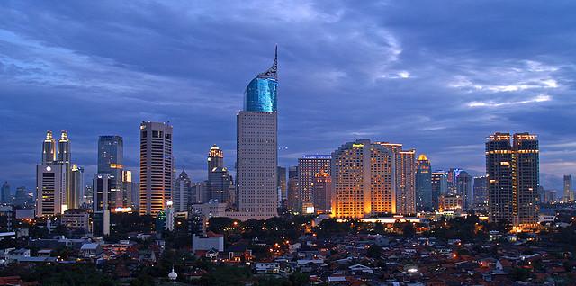 Percutian Ke Indonesia – Jakarta Aku Datang