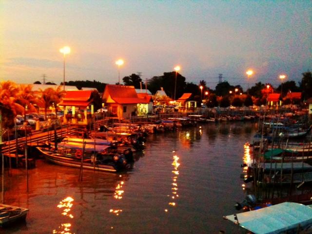 Tempat Makan Sedap dan Popular di Melaka
