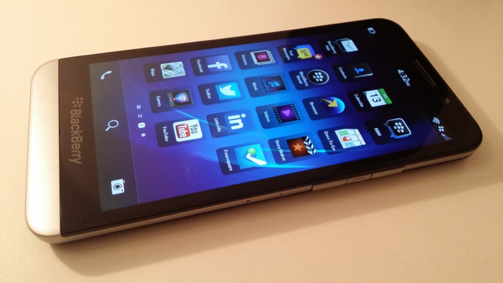 Melancong Lebih Mudah Dengan BlackBerry Z30