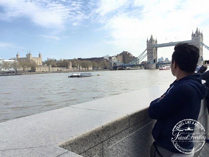 Percutian ke Eropah 15 Hari 6 Negara | Episode London