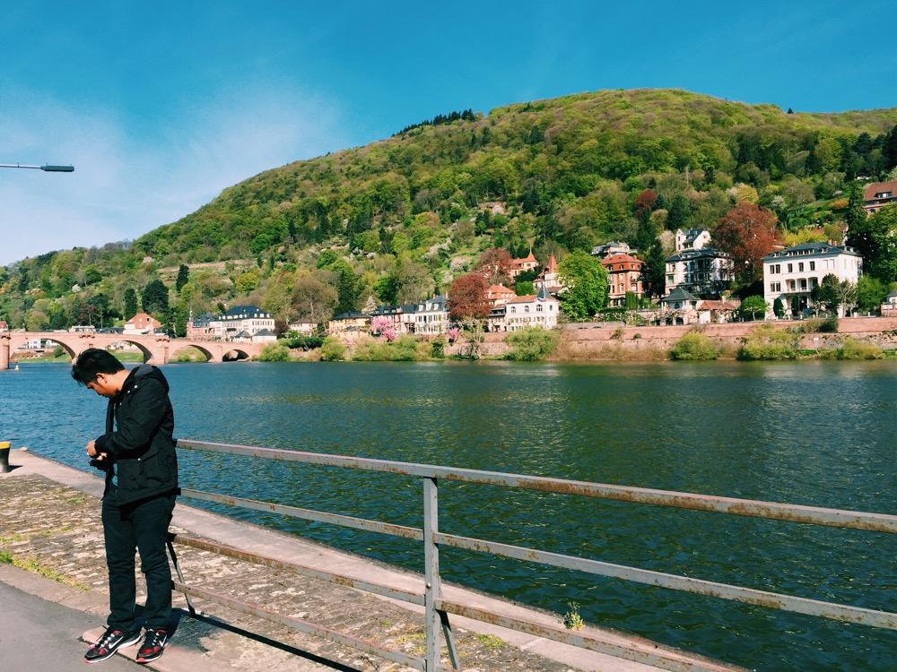 Percutian ke Eropah 15 Hari 6 Negara | Episode Germany – Heidelberg