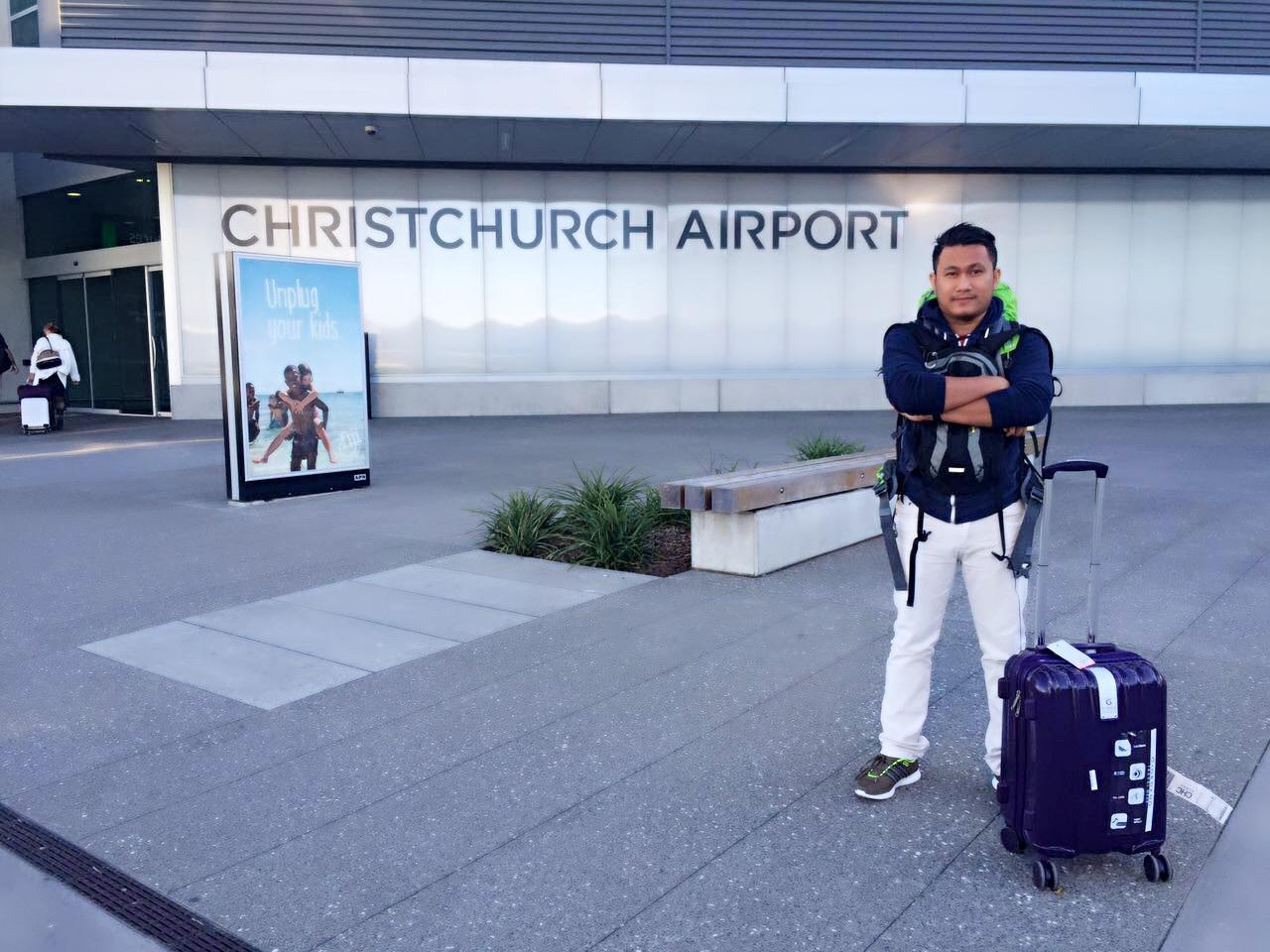 Bercuti di Christchurch dan Akaroa New Zealand | 7D6N