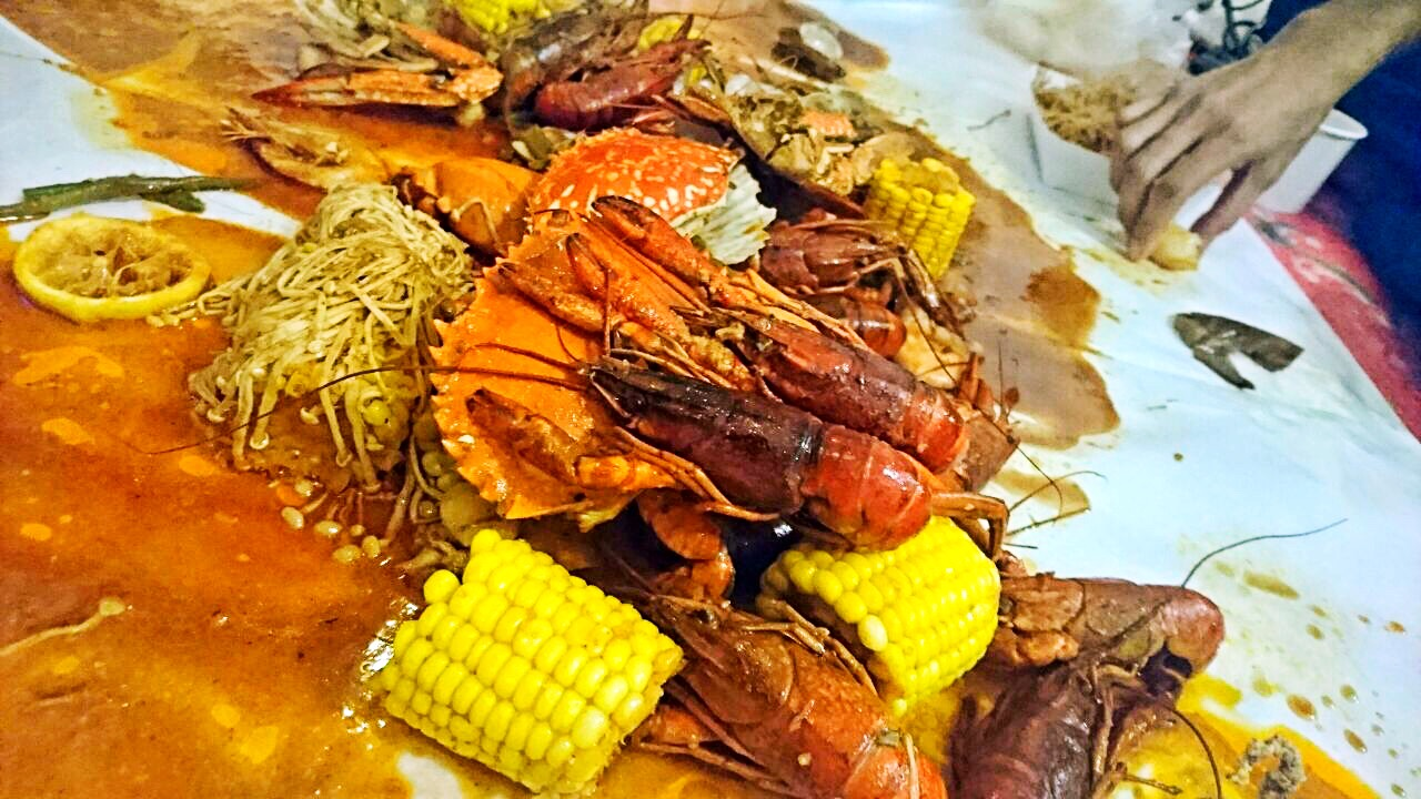 Post image for Order Seafood Online di Crab Factory
