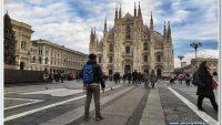 4 Hari di Milan Itali | Backpacking ke Eropah 38 Hari