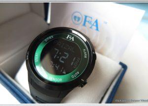 F&A Qiblat Sensor Watch Sesuai Untuk Travel