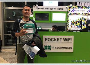 Sewa Pocket Wifi ke Korea dengan TravelRecommends